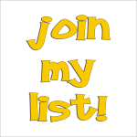 join my list button